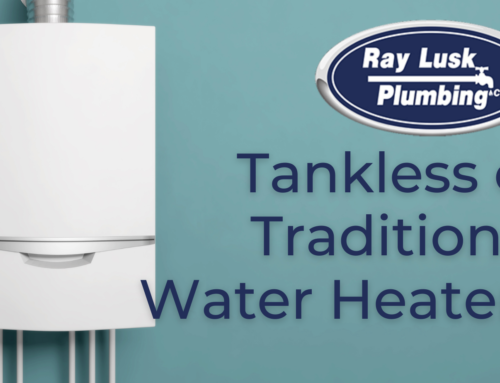 Tankless or Traditional Water Heater?