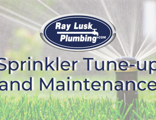 Sprinkler Tune-up and Maintenance