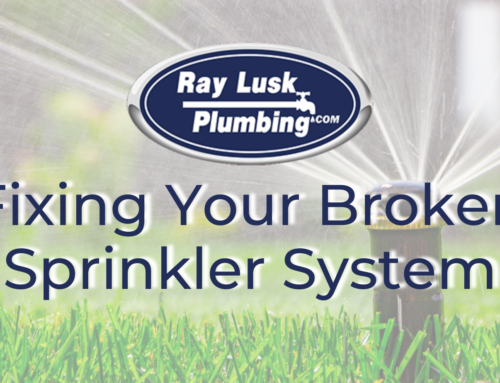 Fixing Your Broken Sprinkler System