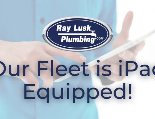 Our Fleet Is iPad Dispatched!