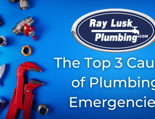 The Top 3 Causes Of Plumbing Emergencies