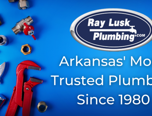 Arkansas' Most Trusted Plumbers Since 1980