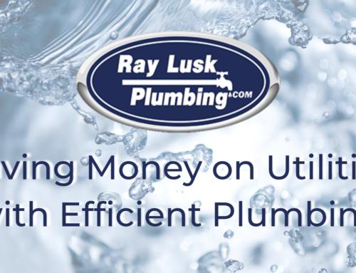Save Money on Utilities with Efficient Plumbing