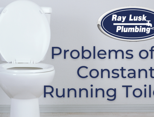The Problems of a Constantly Running Toilet