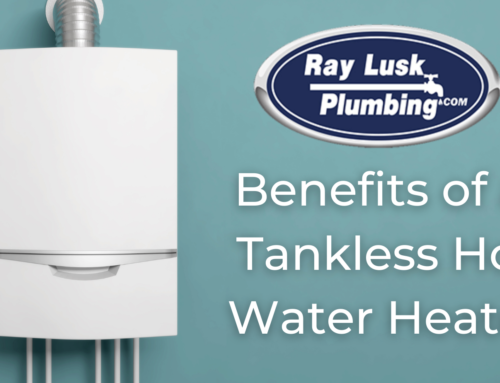 Three Benefits Of Tankless Water Heaters