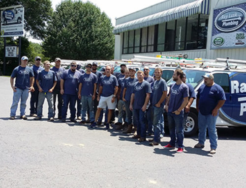 We're Arkansas' Most Trusted Plumbers. Here's Why.
