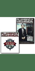 Plumbing And Mechanical PM 100 Award